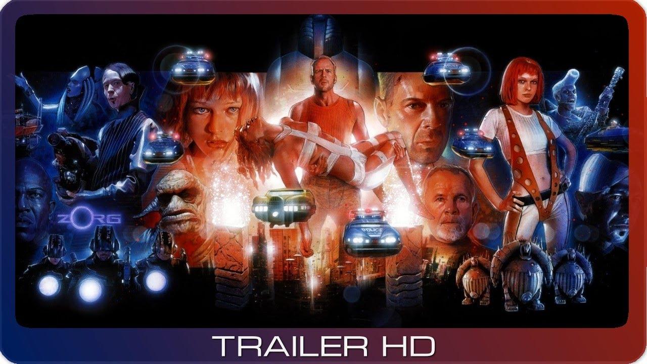 Das Fünfte Element ≣ 1997 ≣ Trailer #2