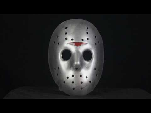 How To Make A Jason Mask Out Of Metal