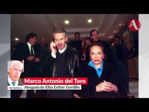 """¿Viene la revancha de Elba Esther Gordillo?… """"No tiene ningún ánimo revanchista"""": Del Toro"""