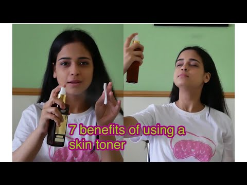 6 BENEFITS OF USING A TONER   ROSE AND LAVENDER TONER   WOW SKIN SCIENCE