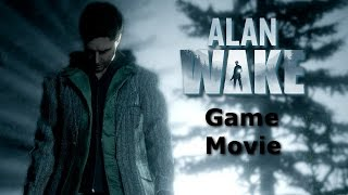 Alan Wake - Game Movie 1080p HD
