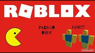 Flygt FRA Pacman (ROBLOX)