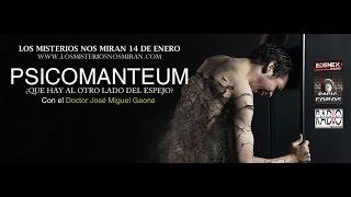 Programa 79: 'Psicomanteum con el Doctor José Miguel Gaona' y 'El Mito de Osiris'