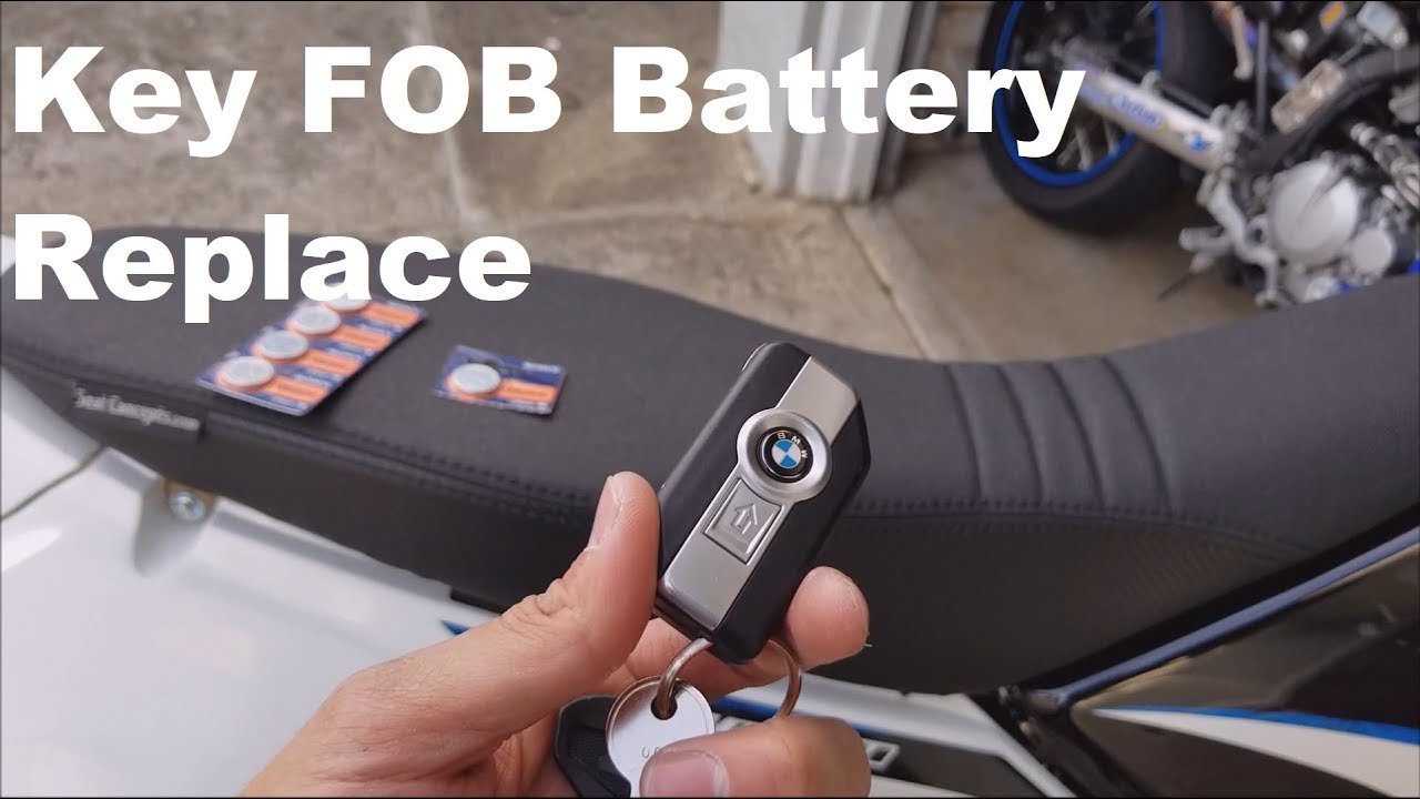 Key Fob Battery Replacement >> Key Fob Battery Replacement (Keyless Ride) - 2015 BMW ...