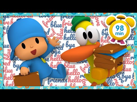 🆒 POCOYO in ENGLISH - Kids Vocabulary [ 98 minutes ] | Full Episodes | VIDEOS and CARTOONS for KIDS from YouTube · Duration:  1 hour 38 minutes 22 seconds