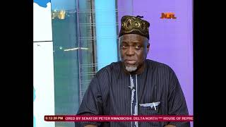 Prof. Ishaq Oloyede Registrar of JAMB Speaks on Missing N36m