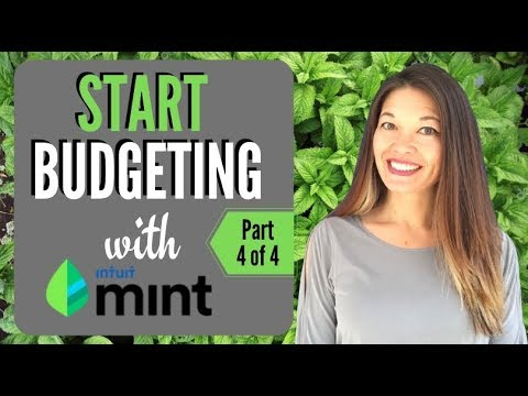 Start Budgeting with Mint (4/4)
