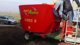 DafAgro T-REX paszowóz,wóz paszowy - [ sprzedaż/serwis Roltoma tel.663-929-850 ]