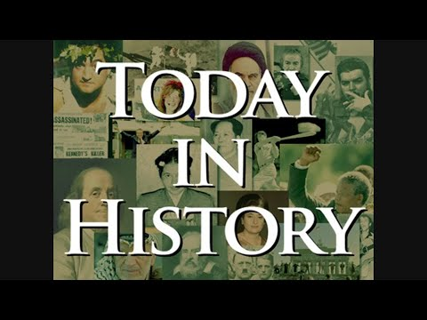 Today in History for January 4th