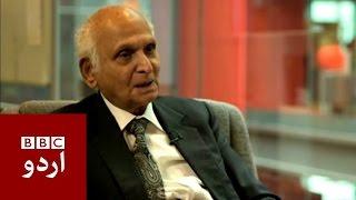 intizar hussain interview bbc urdu