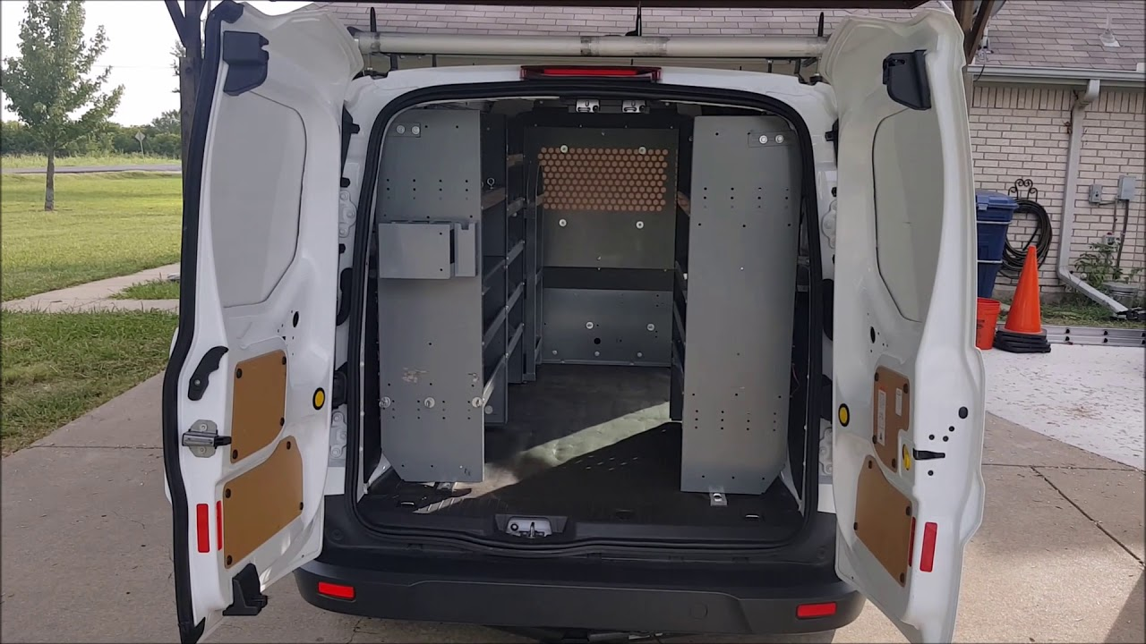2014 Ford Transit Connect Cargo Xlt Lwb For Sale Hvac