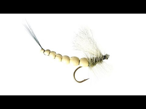 Foam Extended Body Drake Fly Tying Instructions
