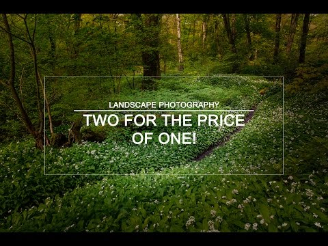 Landscape Photography - Two for the price of one!