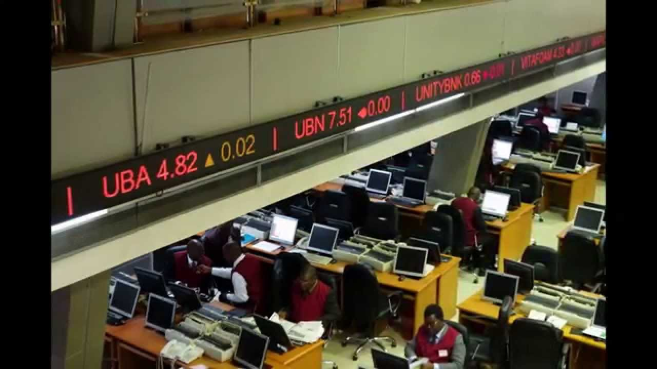 アフリカ ナイジェリアの証券会...