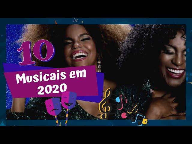 10 MUSICAIS QUE ESTREIAM EM 2020 🎭 | Orelhas & Tiaras | Musicais em São Paulo