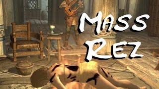 Skyrim - Mass Resurrect