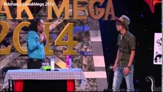 Maharaja Lawak Mega 2014 - Kerusi Panas 2 (Badboy)