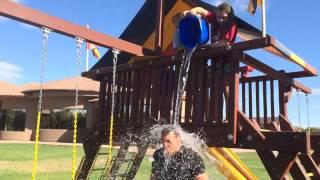 Rich Berra's ALS Ice Bucket Challenge