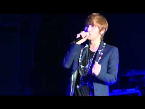20110625 K.Will My Heart Beating Concert - Real Love Song (Greatest Love OST)