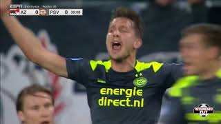 AZ Alkmaar vs PSV 2 3 Resumen Highlights Goles 07 04 2018
