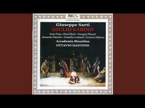 Giulio Sabino: Act I: Aria E Duetto: Come Partir Poss'io (Epponina)