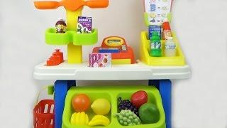 Детский игровой набор - Магазин / Children's play set - Shop(, 2015-01-29T01:34:46.000Z)