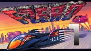 lets play f zero part 1 knight league standard
