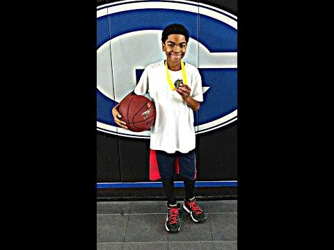 Tabari Sloan (Gateway Charter Basketball Camp)2015
