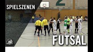 Gambar cover Kölner Panthers – MCH Sennestadt (Futsalliga West 5.Spieltag)