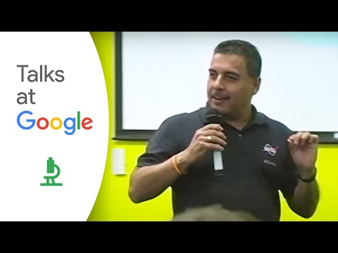 "NASA Astronaut José M. Hernández: ""Dreaming the Impossible"" 