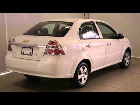 2011 Chevrolet Aveo Lt Air Climatise Cruse Control Youtube