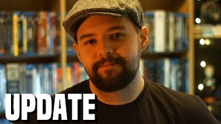 Where I've Been, Final Hub Video, Return To Yt Update