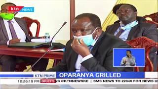 Oparanya grilled on Kakamega financial report