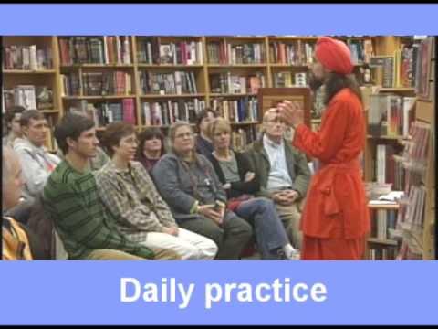 7 Secrets of Success Pt 13-13 - Daily practice - Dada Madhuvidyananda yoga meditation