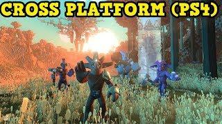 Boundless PS4 - Cross Platform Gameplay
