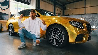 MEIN AUTO ist GOLD !! |  FaxxenTV