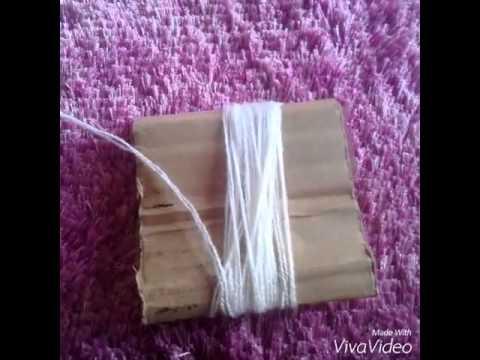 comment faire une perruque en laine youtube. Black Bedroom Furniture Sets. Home Design Ideas