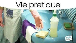 comment nettoyer baignoire
