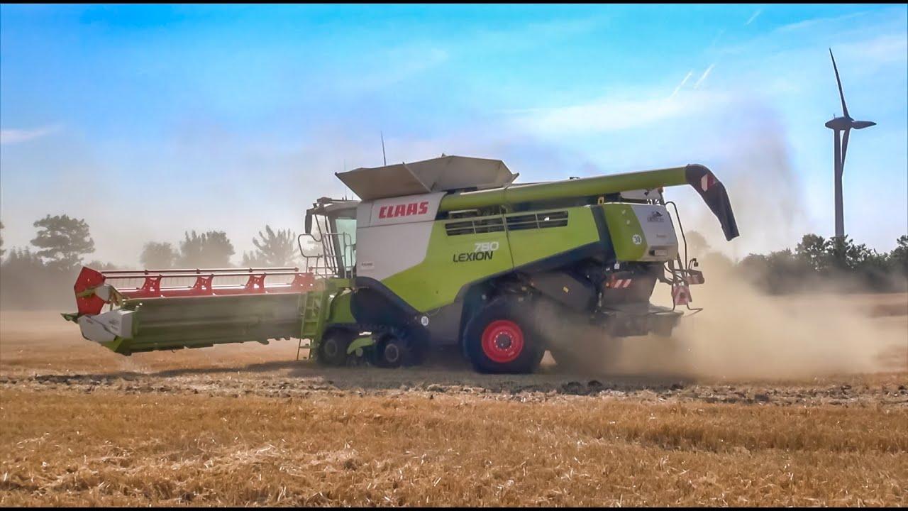 IMPRESSIVE huge Farming Machines! John Deere! Claas! Fendt! Deutz!