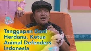 P3H - Tanggapan Doni Herdanu, Ketua Animal Defenders Indonesia (11/11/19) Part3