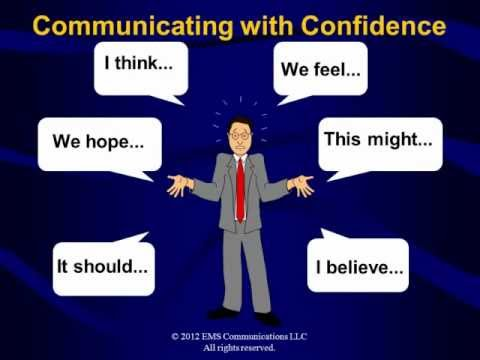 Webinar: The Fundamentals of Public Speaking