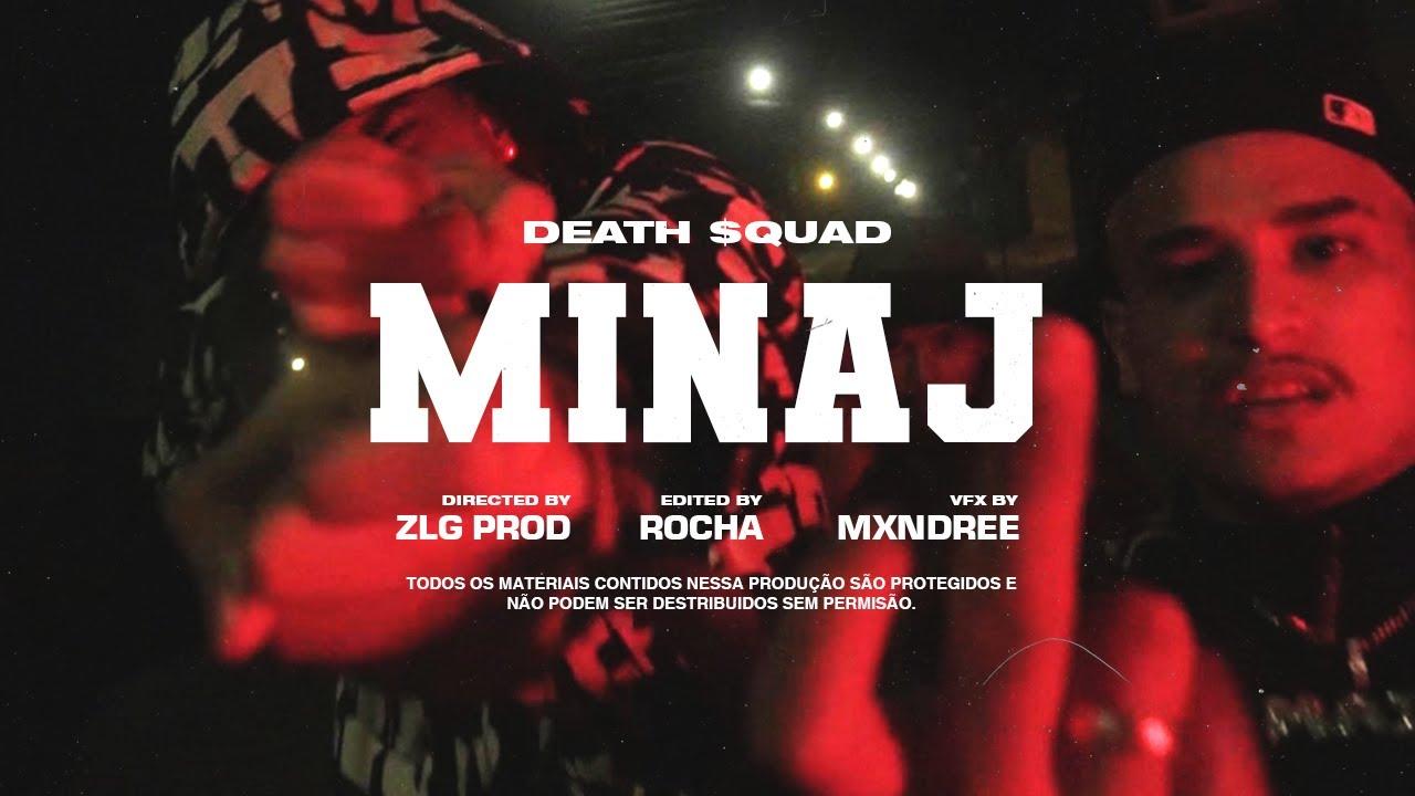 Death $quad - MINAJ (ft. Meno IFT, MAIK, Massaru, Slow) | Prod. $hots (Official Music Video)