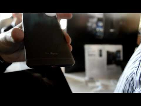 Hands-on: ASUS Padfone Infinity