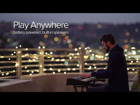 Roland GO:PIANO 88—Full-Size 88-Note Piano with Play-Anywhere Portability