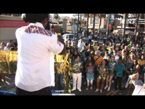 Brazilian Street Carnaval Trio Electrico