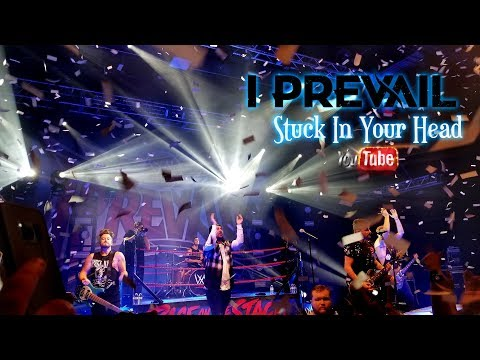 I PREVAIL *STUCK IN YOUR HEAD* @ THE PLAZA LIVE ORLANDO (11/4/17)