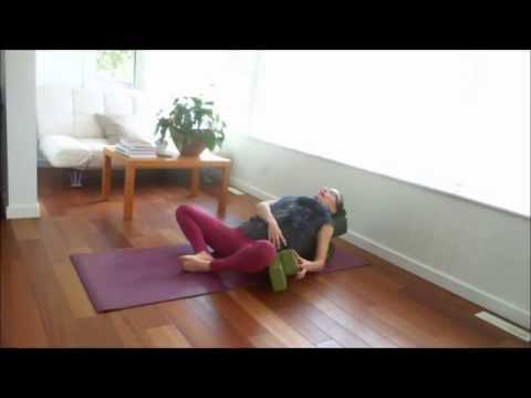 restoration restorative yoga sequence