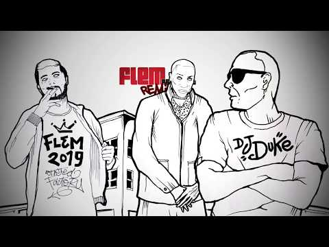 FLEM Feat DANY DAN - SANS GENES (Remixe DJ DUKE) - ALC
