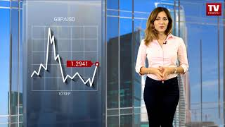 InstaForex tv news: Will euro manage to recoup losses?  (10.09.2018)