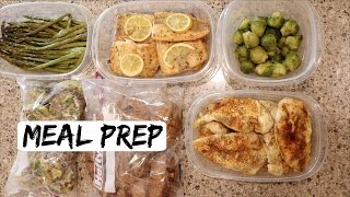 HOW TO MEAL PREP | QUICK & EASY
